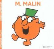 Monsieur Malin - Intérieur - Format classique