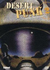 Desert punk t.2 - Intérieur - Format classique