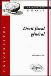 Droit Fiscal General - Intérieur - Format classique