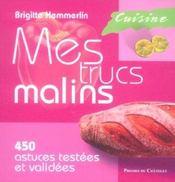 Cuisine, Mes Trucs Malins - Intérieur - Format classique
