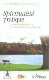 Spiritualite Pratique - Intérieur - Format classique