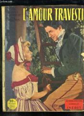 L Amour Travesti. - Couverture - Format classique