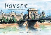 Hongrie ; vagabondage en pays Magyar - Couverture - Format classique