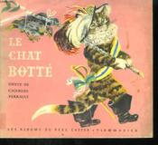 Le Chat Botte. Les Albums Du Pere Castor. - Couverture - Format classique