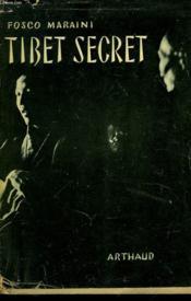 Tibet Secret - Segreto Tibet - Couverture - Format classique
