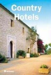 Country hotels - Couverture - Format classique
