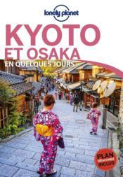 Kyoto et Osaka (édition 2017) - Couverture - Format classique