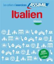 Italien ; débutants - Couverture - Format classique
