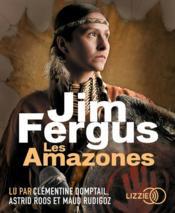 Les Amazones - Couverture - Format classique