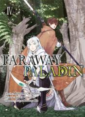Faraway paladin T.4 - Couverture - Format classique