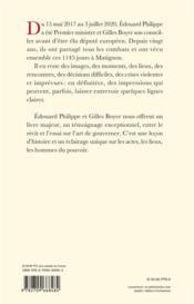 Impressions et lignes claires - 4ème de couverture - Format classique