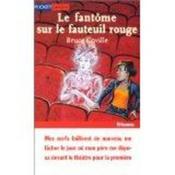 Fantome Sur Le Fauteuil Rouge - Couverture - Format classique
