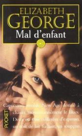 Mal D'Enfant - Couverture - Format classique