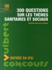 300 questions de culture générale (5e édition) - Intérieur - Format classique