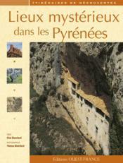 Lieux mystérieux dans les Pyrenées - Couverture - Format classique