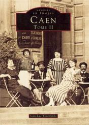 Caen t.2 - Couverture - Format classique