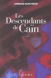 Descendants De Cain - Intérieur - Format classique