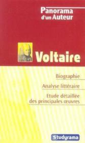 Voltaire - Couverture - Format classique