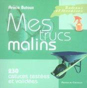 Jardin, Mes Trucs Malins - Intérieur - Format classique