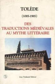 Tolede - Des Traduct.Medievale - Couverture - Format classique