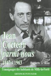 Jean Cocteau Parmi Nous - Intérieur - Format classique
