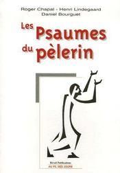 Les psaumes du pèlerin - Couverture - Format classique
