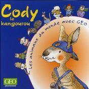 Cody le kangourou - Intérieur - Format classique