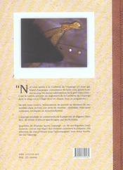 Les recettes de la confrerie de l'asperge - 4ème de couverture - Format classique