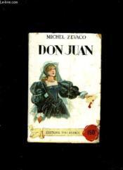 Don Juan. - Couverture - Format classique