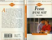 Femme D'Une Nuit - One Night Wife - Couverture - Format classique