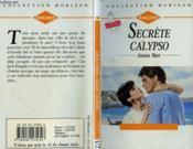 Secrete Calypso - Poseidon'S Daughter - Couverture - Format classique