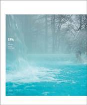 Spa ; ville d'eaux - water city - Couverture - Format classique