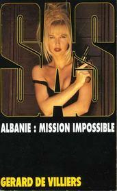Sas T.133 ; Albanie : Mission Impossible - Intérieur - Format classique