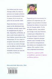 Les Chakras Et Le Corps Subtil - 4ème de couverture - Format classique