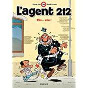 L'agent 212 t.16 ; flic... aie - Couverture - Format classique