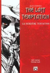 La Derniere Tentation - Intérieur - Format classique