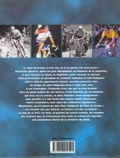 Tour De France (Le) - 100 Ans - 4ème de couverture - Format classique