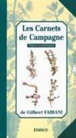 Carnets de campagne t.2 - Intérieur - Format classique