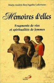 Memoires d'elles - Couverture - Format classique