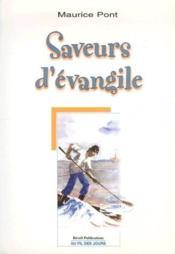 Saveurs d'Evangile - Couverture - Format classique