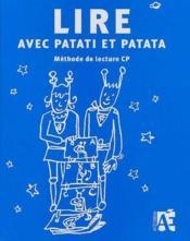 Lire avec Patati et Patata ; le secret de la planète bizarre ; coffret complet - Couverture - Format classique