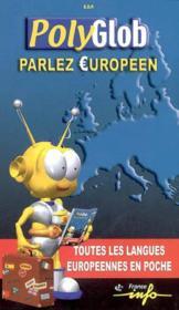 Parler Europeen - Couverture - Format classique