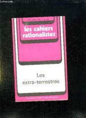 Les Cahiers Rationalistes N° 305 Decembre 1973. Les Extra Terrestres. - Couverture - Format classique