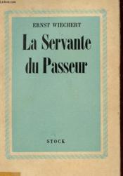 La Servante Du Passeur - Couverture - Format classique