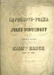Impromptu-Polka - Couverture - Format classique