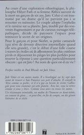 La Memoire Des Etoiles - 4ème de couverture - Format classique