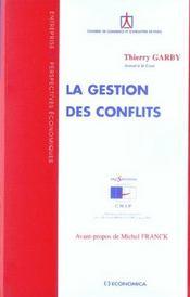 La gestion des conflits - Intérieur - Format classique