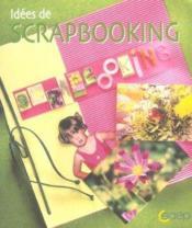 Idees de scrapbooking - Couverture - Format classique