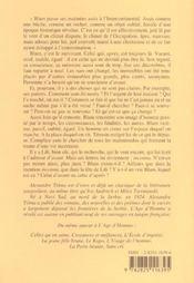 Livre De Blam (Le) - 4ème de couverture - Format classique
