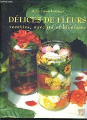 Fleurs en cuisine - Couverture - Format classique